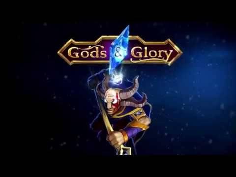 промо код gods and glory